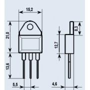 ТИРИСТОР BTA41-600B  (аналог BTB)