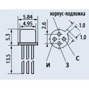 ТРАНЗИСТОР 2П 305 В