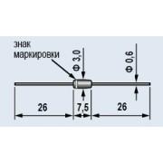 СТАБИЛИТРОН 2С 168 А мет (аналог КС)