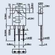 ТИРИСТОР BTA26-600B  (аналог BTB)