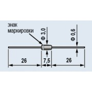 СТАБИЛИТРОН 2С 156 А ст (аналог (КС 156А ст))