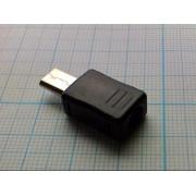 ВИЛКА USB  micro B 5PB