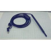 БОРОСКОП 5,5мм с зеркалом медицинский 1,5м для USB/Micro USB/TYPE-C