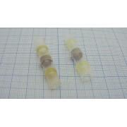 ТРУБКА D6мм термоусадочная с кольцом припоя