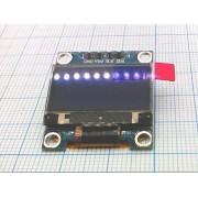 МОДУЛЬ SSD1306  OLED-дисплея 128х64мм (белый)
