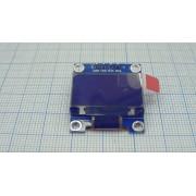 МОДУЛЬ SSD1306  OLED-дисплея 128х64мм (синий)