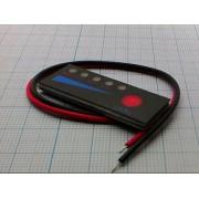 ИНДИКАТОР 7S 29.4В  емкости батареи