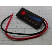 ИНДИКАТОР 5S 21В  емкости батареи
