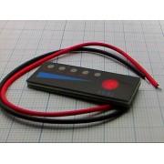 ИНДИКАТОР 4S 16.8В  емкости батареи