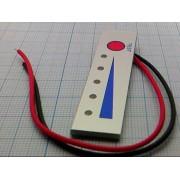 ИНДИКАТОР 3S 12.6В  емкости батареи