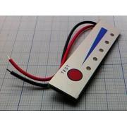 ИНДИКАТОР 1S 4,2В  емкости батареи