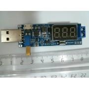 МОДУЛЬ лабораторного блока питания  USB в 1,2-24В