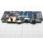 ПЛАТА FM-радиоприемник  с Bluetooth