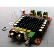 ПЛАТА XH-M510 усилитель стерео  TDA7498 2х100вт