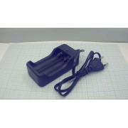 ЗАРЯДНОЕ УСТРОЙСТВО ZJ3009 для 2х18650 со шнуром в коробке (MD-282A)