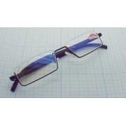 ОЧКИ TR90  +2,0 черные (тип2)