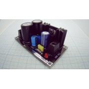 ПРЕОБРАЗОВАТЕЛЬ AC-DC с регулировкой LM317 5-35В DC, 6-25DC AC/1,25-30В 1,5А стабилизированный с фильтром