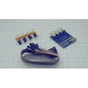 ДАТЧИК обхода препятствий 4 канала для Arduino