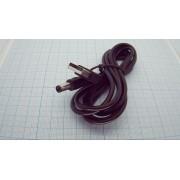 КАБЕЛЬ OT-PCC04 штекер USB - 5,5мм питание 1,5м