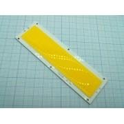 МАТРИЦА светодиодная нейтрально-теплый 10Вт 12В 120х36мм