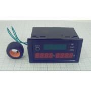 ГОЛОВКА ИЗМЕРИТЕЛЬНАЯ комбинированная амперметр, вольтметр, ваттметр, электросчетчик  80-300В 0-100А