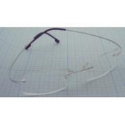 ОЧКИ TR90  +2,5 коричневые (тип2)