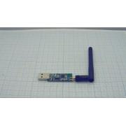 ПРИЕМНИК-ПЕРЕДАТЧИК CC2531 USB Zigbee Dongle