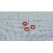 НАБОР стальных шайб со стеклопластиковой изоляцией  М2 (20шт)