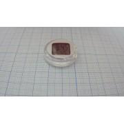 ЧАСЫ с секундомером водонепроницаемые круглые