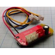 МОДУЛЬ усилителя звука Bluetooth  DC 3,7-5В 3Вт micro USB