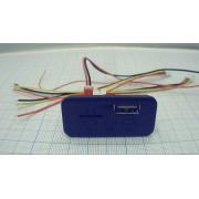МАГНИТОЛА USB/SD/FM Bluetooth 5.0 12В