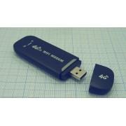 РОУТЕР МОДЕМ 4G ZGPAX Wi-Fi USB mini