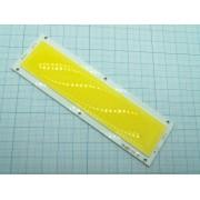 МАТРИЦА светодиодная белый-холодный 10Вт 12В 120х36мм