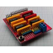 МОДУЛЬ шилд для управления станком с ЧПУ для Arduino