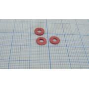 НАБОР стальных шайб со стеклопластиковой изоляцией  М2,5 (20шт)