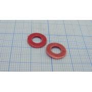 НАБОР стальных шайб со стеклопластиковой изоляцией  М5 (10шт)