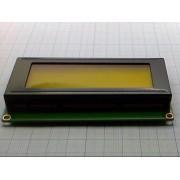LCD ДИСПЛЕЙ 2004 желто-зеленый  символьный для Arduino