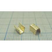 ГИЛЬЗА U-образная для провода DJ454B 2,5-4мм медная №14