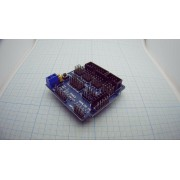 МОДУЛЬ шилд для сенсоров V5 Arduino