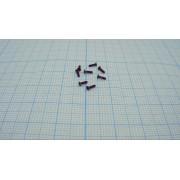 ВИНТ М1 4мм (+) с плоской головкой (10шт)