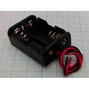 КОРОБ 23A для батареек 12V х 2