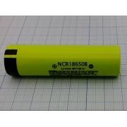 АККУМУЛЯТОР NCR 18650 B-PCM д/фонарей 3,7В 3400мА/ч (Li-ION)