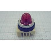 АРМАТУРА AH25  (аналог (ZMR)) светосигнальная,красная