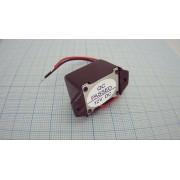 ИЗЛУЧАТЕЛЬ ЗВУКА 12В 85db (3,2х1,2х0.9см) электромагнитный зуммер