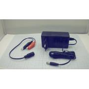ЗАРЯДНОЕ УСТРОЙСТВО LAC612-1500 1,5А для свинцово-кислотных аккумуляторов  (аналог (ProLab+ 6-12))