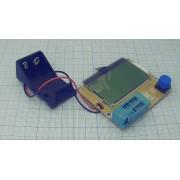 ТЕСТЕР M Tester LCR-T4-H v2.68  полупроводниковых деталей