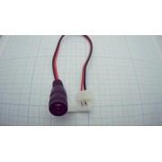 КОННЕКТОР C2P-2P-8-DC  (аналог (SC28TCESB)) для светодиодной ленты IP65
