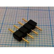 КОННЕКТОР для светодиодной ленты RGB 4+4 игла