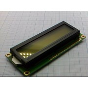 LCD ДИСПЛЕЙ 1602 символьный  для Arduino RGB