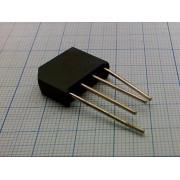 ДИОДНЫЙ МОСТ KBL410  (аналог (RS407,GBU4K)) 4А 1000В